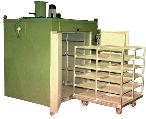 Estufas industriales climatizaci n e instalaciones for Estufas industriales