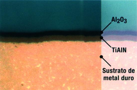 Foto de Recubrimientos de óxido de aluminio con el procedimiento PVD