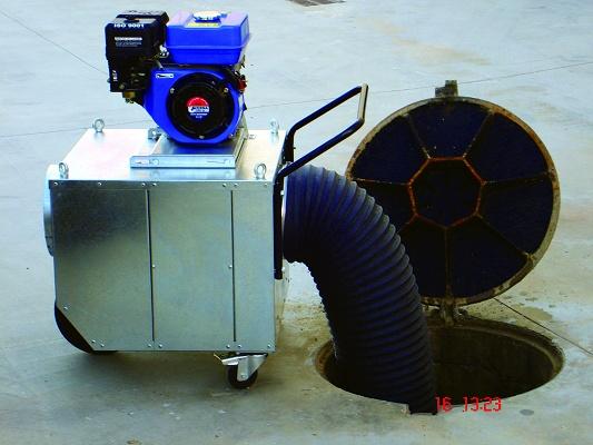 Foto de Sistema de ventilación extracción