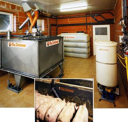 Foto de Sistema de alimentación líquida