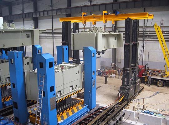 Foto de Traslados de plantas industriales