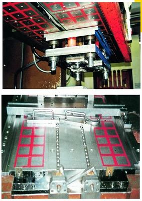 Foto de Sistema para cambio de moldes
