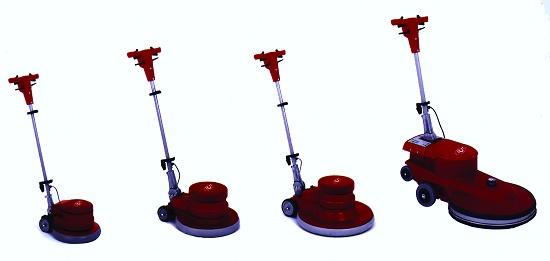 Foto de Limpiadoras rotativas