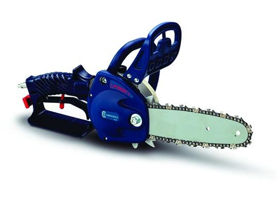 Foto de Podador neumático de cadena