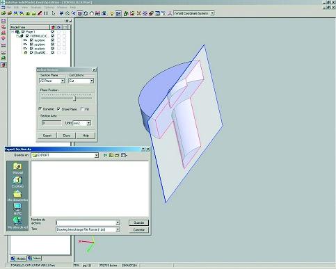 Foto de Visualizador versátil para 2D y 3D