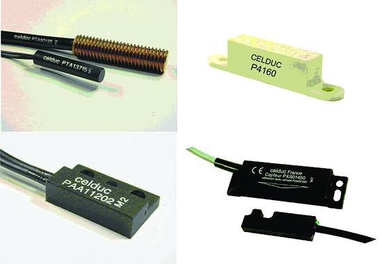Foto de Sensores magnéticos de proximidad
