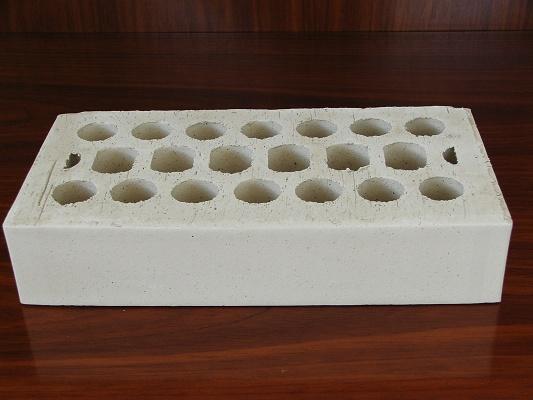 Ladrillos de cara vista nilo materiales para la - Ladrillo caravista blanco ...