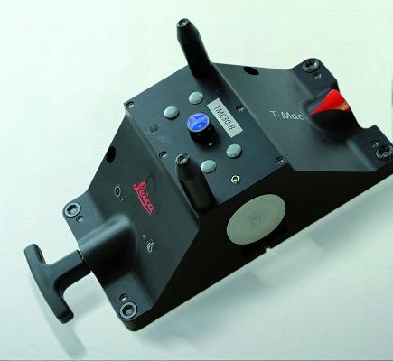 Foto de Dispositivo de control de maquinaria