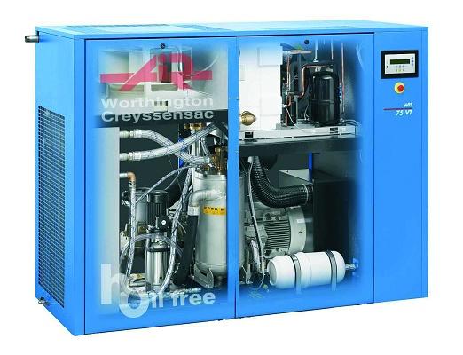 Foto de Compresores de tornillo de inyección de agua