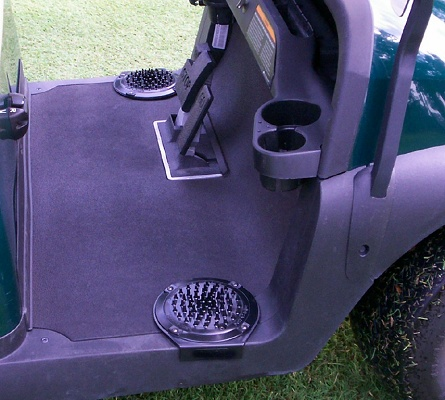 """Foto de """"Los golfistas pueden presumir de zapatos limpios"""""""