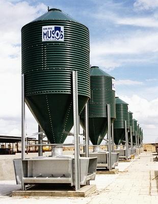 Foto de Comederos para adaptar a los silos