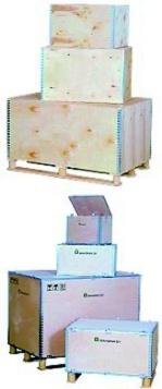 Foto de Cajas de Plywood y contrachapado plegables