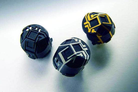"""Foto de """"Polímeros de cristal líquido para sensores climáticos"""""""
