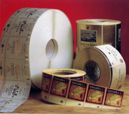 Foto de Etiquetas adhesivas de imagen