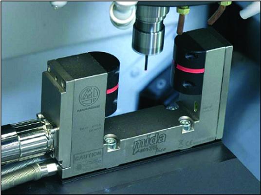 Foto de Sistema de control de herramientas