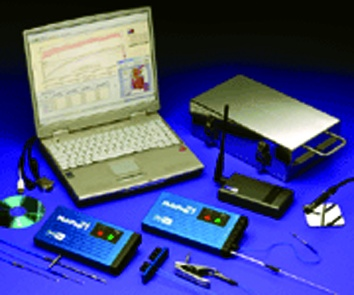 Foto de Sistema de medición de temperatura
