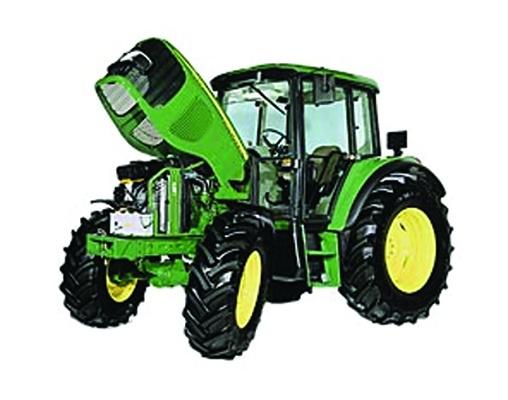 Foto de Tractor de bajo consumo