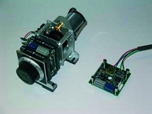 Foto de Potenciómetros motorizados