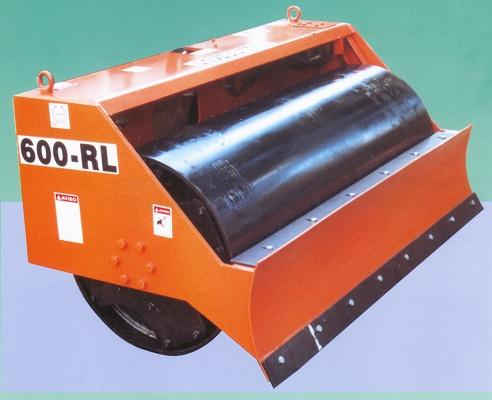 Foto de Rodillo compactador vibrador