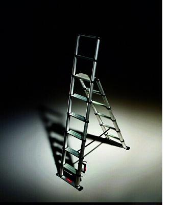 Foto de Escalera de aluminio