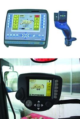 Foto de Sistema de conexión entre tractor e implemento