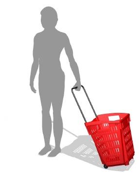 """Foto de """"Comodidad en el supermercado"""""""