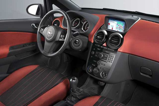 "Foto de ""Componentes de PP para el Opel Corsa"""