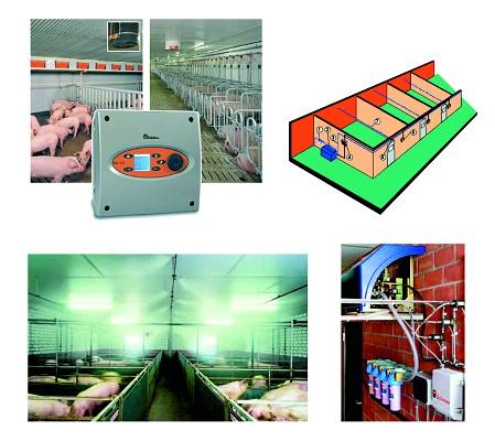 Foto de Sistema de nebulización a alta presión