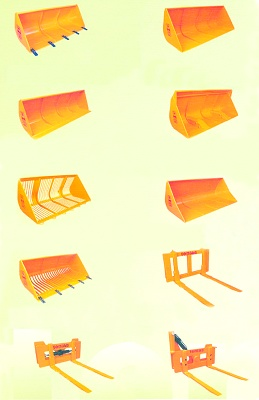 Foto de Accesorios para palas cargadoras