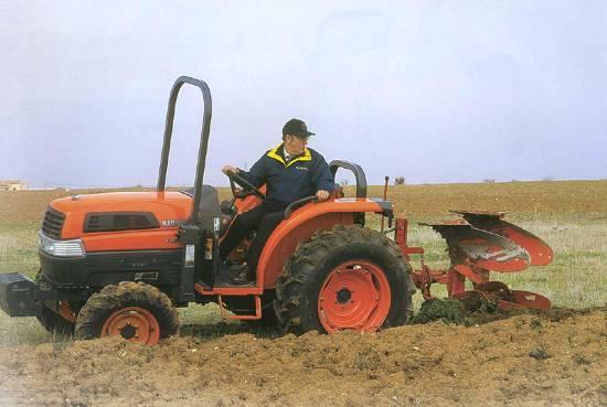 Foto de Tractores estándar