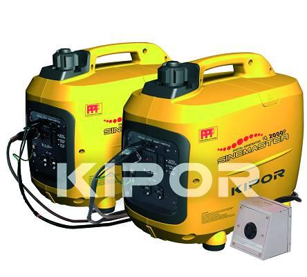 Foto de Generadores digitales inverter