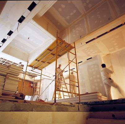 Foto de Construcción de tiendas
