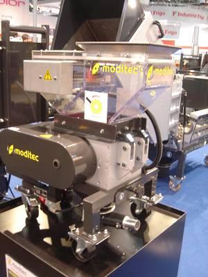 Foto de Sistema de detección de metales en cámara de corte IMD