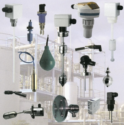 Foto de Interruptores de nivel de líquidos
