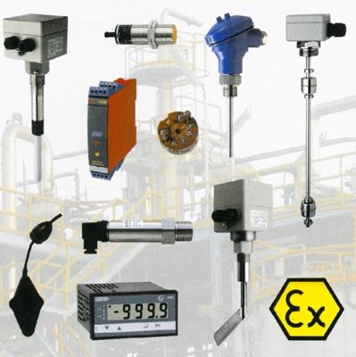 Foto de Instrumentación ATEX