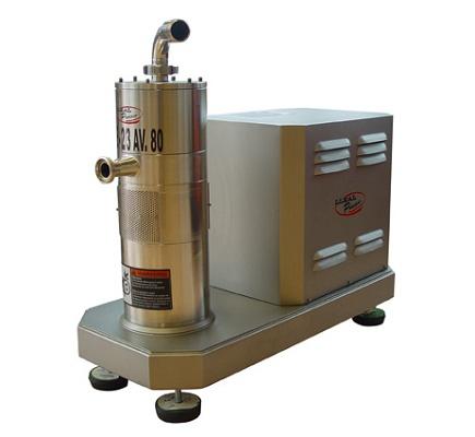Foto de Emulsionador de triple etapa
