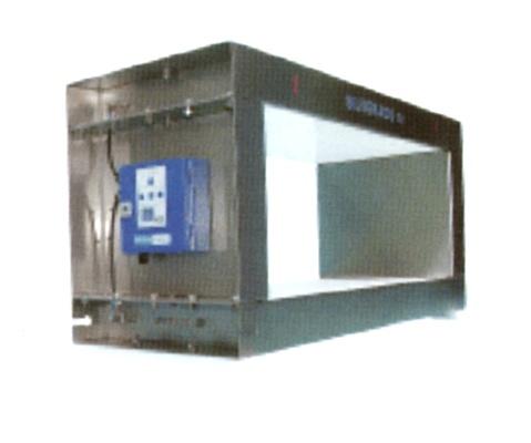 Foto de Túnel-detector divisible