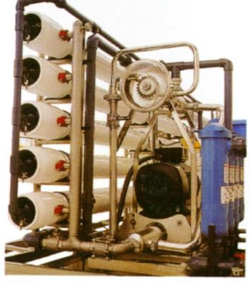Foto de Equipo desalinizador de agua de mar