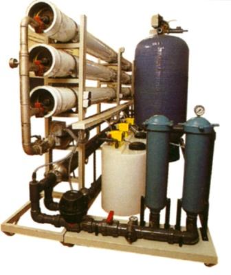 Equipo de smosis inversa industria del agua equipo de for Equipo de osmosis