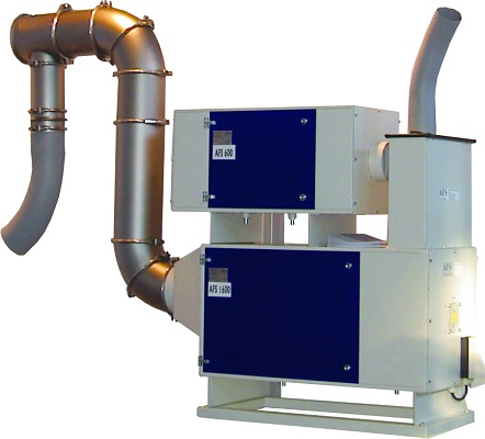 Foto de Equipos de filtración de aire