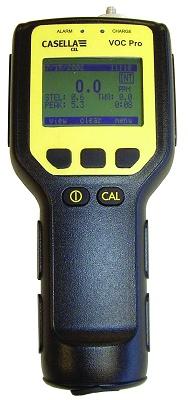 Foto de Detector portátil de COV por foto-ionización