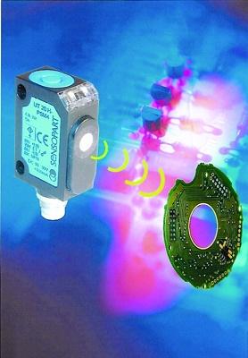 Foto de Sensor de ultrasonido en miniatura