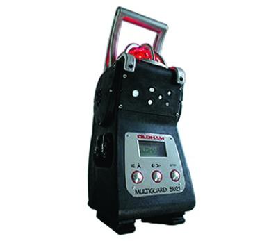 Foto de Baliza múltiple de detección de gases