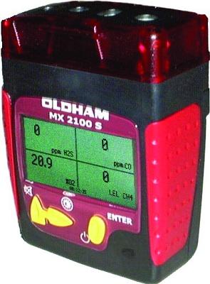 Foto de Detector múltiple de gases