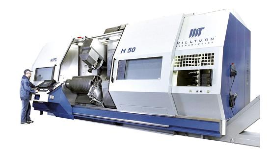 Foto de Centro de mecanizado CNC
