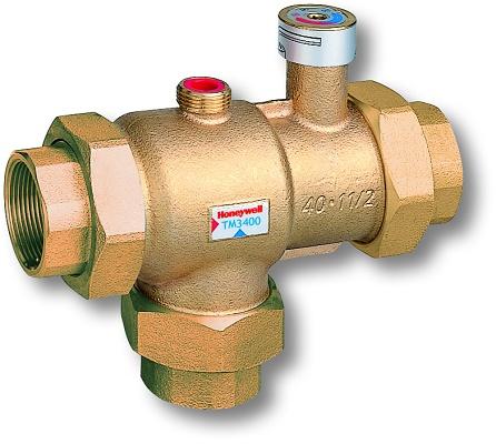 Foto de Válvulas mezcladoras termostáticas