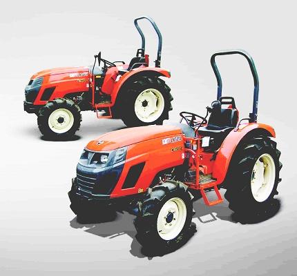 Foto de Tractor compacto
