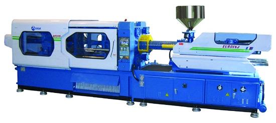 Foto de Máquinas de inyección híbridas