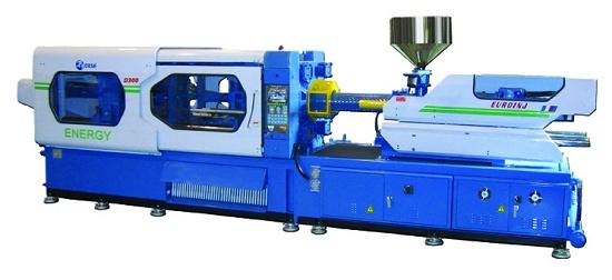 Foto de Máquinas de inyección de alta eficiencia energética