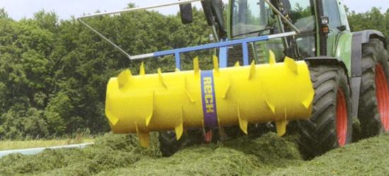 Foto de Distribuidor de ensilaje de hierba